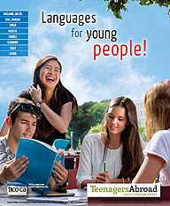 Cover-Teenagers Abroad
