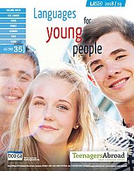 Cover - Teenagers Abroad Brochure