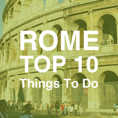 Take in all Rome has to offer from these choice activities
